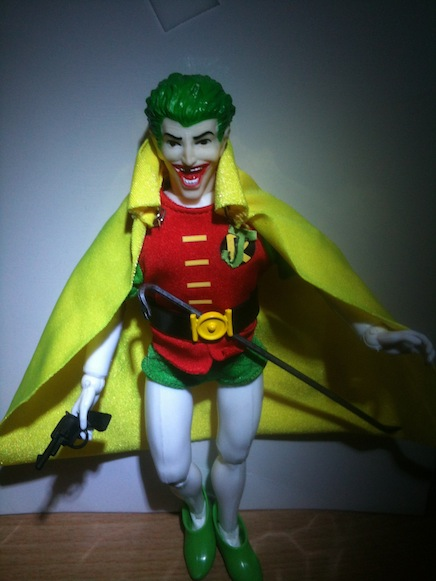 Red Robin Joker Custom
